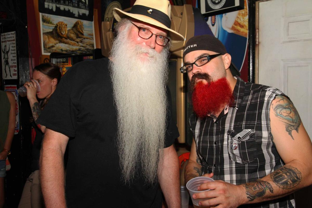 Southeastern Beard and Mustache Championship back for sixth year this weekend