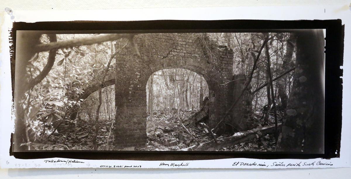 Santee ruin by Nancy Marshall