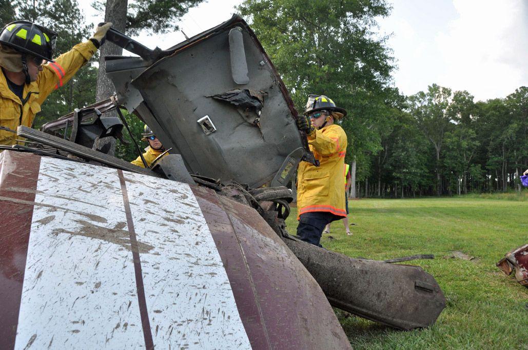 Colleton County crash claims life