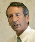 Party asks Sanford to step down