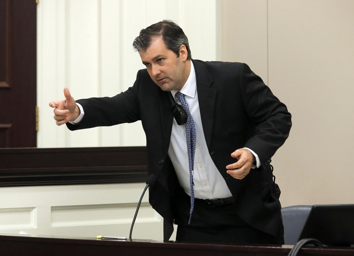 Slager on the Stand