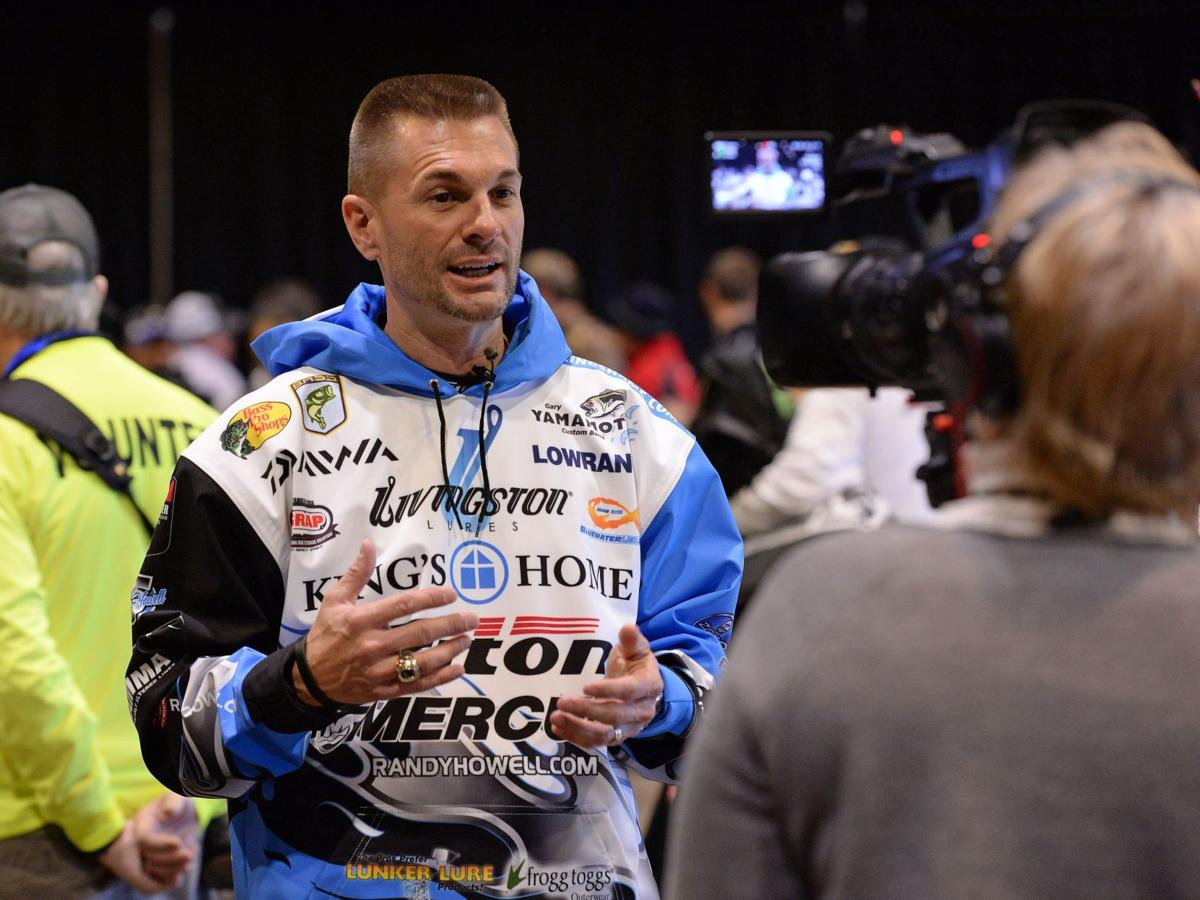 Frozen Fish? Bassmaster Classic anglers face icy temps