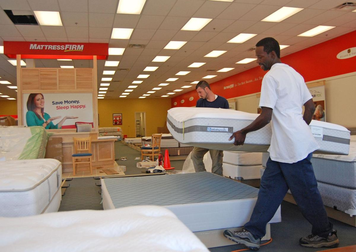Going to the mattress