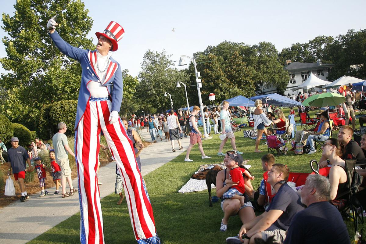 4th of July Festival at RIverfont Park (copy)