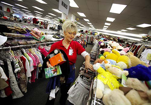 Resale, thrift shops fear economic effects of law