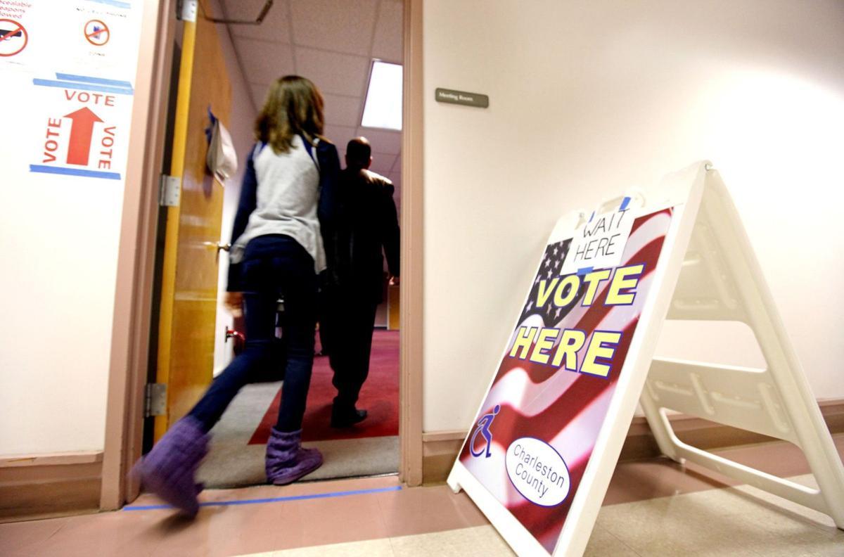 Absentee voting begins