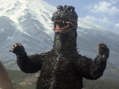 Godzilla for rant