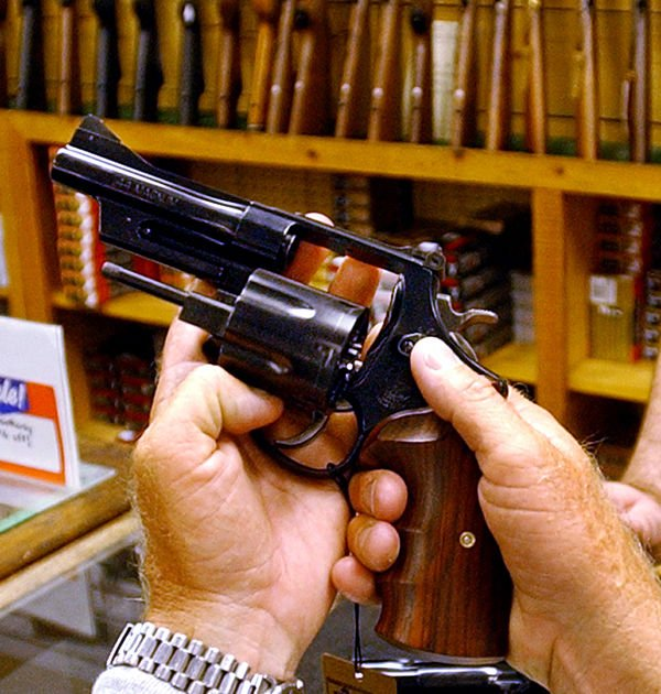S.C. did not see rise in gun sales after shooting