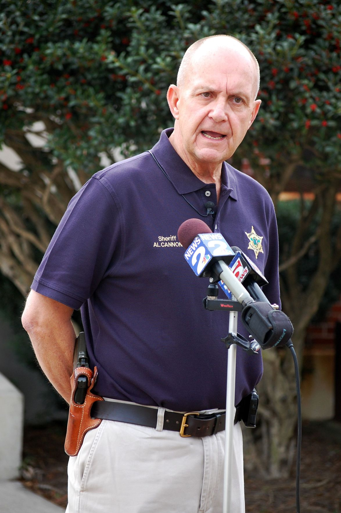 Arrests of S.C. sheriffs concern colleagues