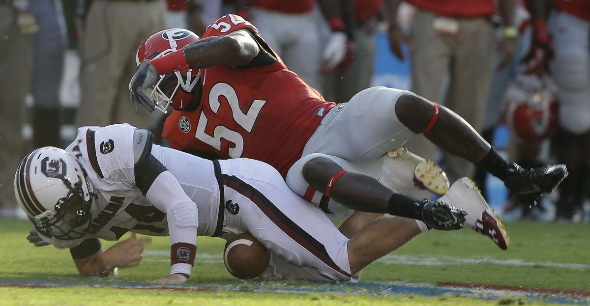 Spurrier: It doesn't look real pretty for us