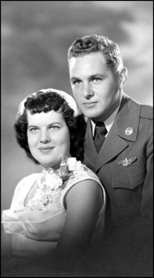 mr. and mrs. donald lemen