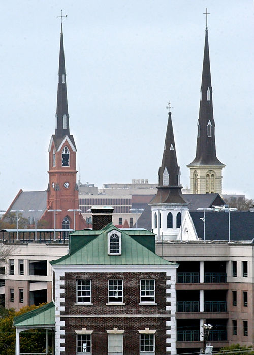 My Charleston: Knowing