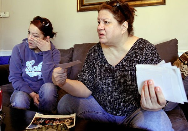 Murder charges baffle relatives