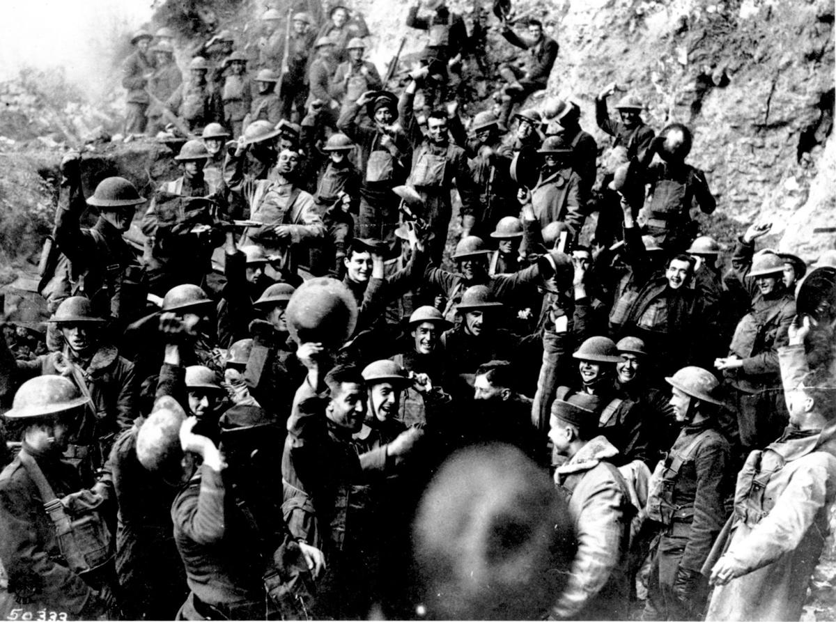 WWI U.S. ARMISTICE