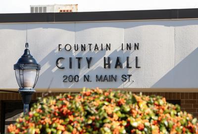 Fountain Inn City Hall - Feb. 2021