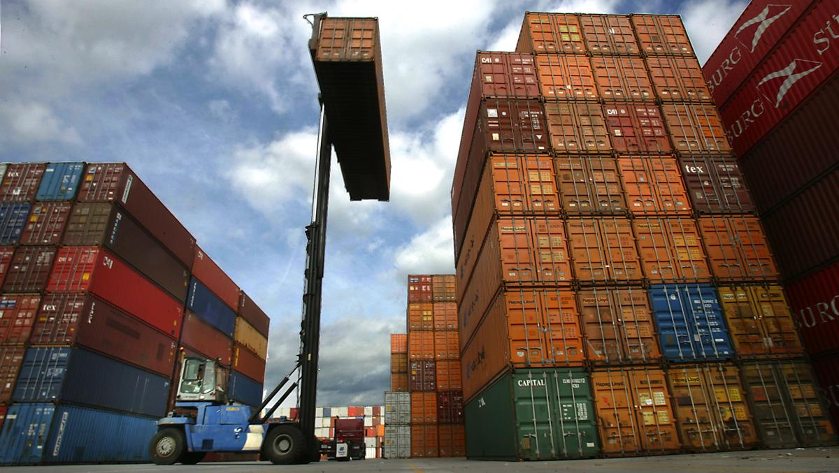 Panel OKs $120M in port bonds Port posts mega-March Container traffic soars, but overall fiscal year below expectations