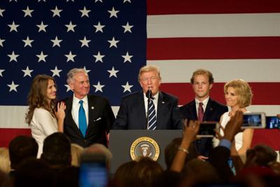 Henry McMaster Donald Trump