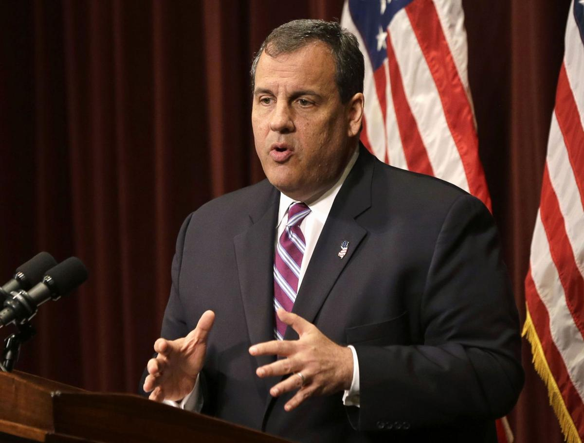 Christie says he's running in 2016 to 'change the world'