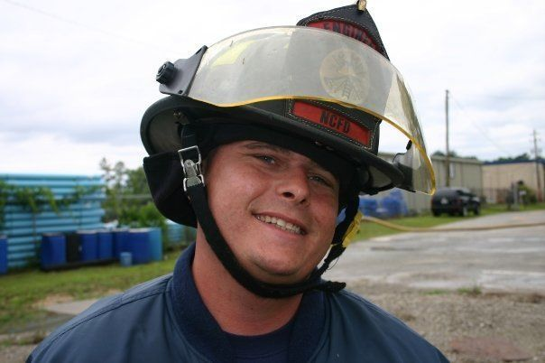 Firefighter again fighting for his life Engineer recovers from 2012 crash, but loses leg in more recent tragedy