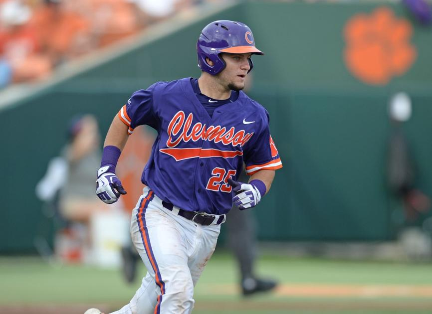 Former Clemson star hits three homers in one game for Reds' double-A team
