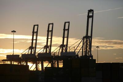 Cargo gain keeps Port of Charleston on record pace