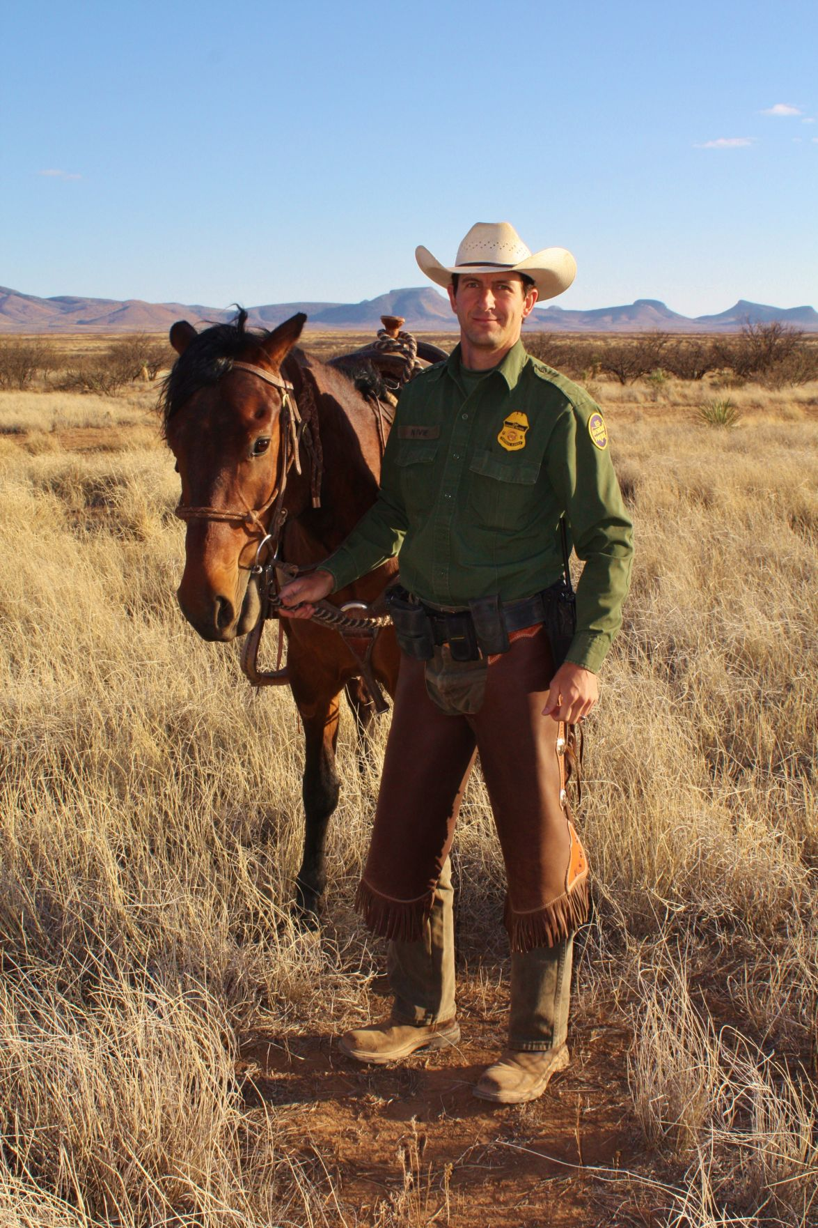 Union: Border agents opened fire on each other