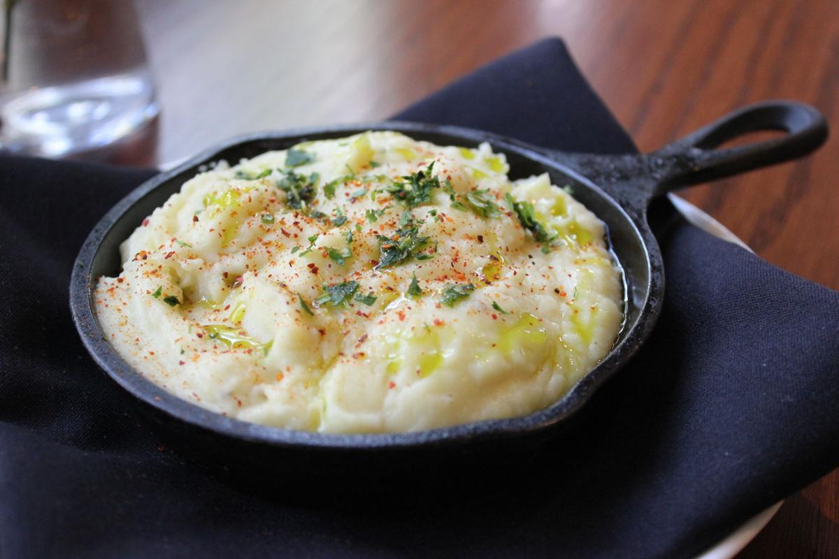 Middleton Place mashed potatoes