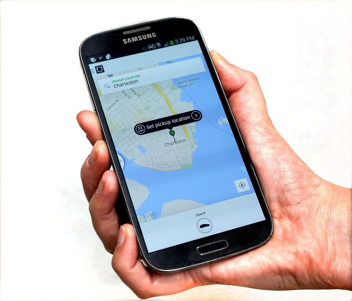 Uber launches partnership in South Carolina to curb drunk driving