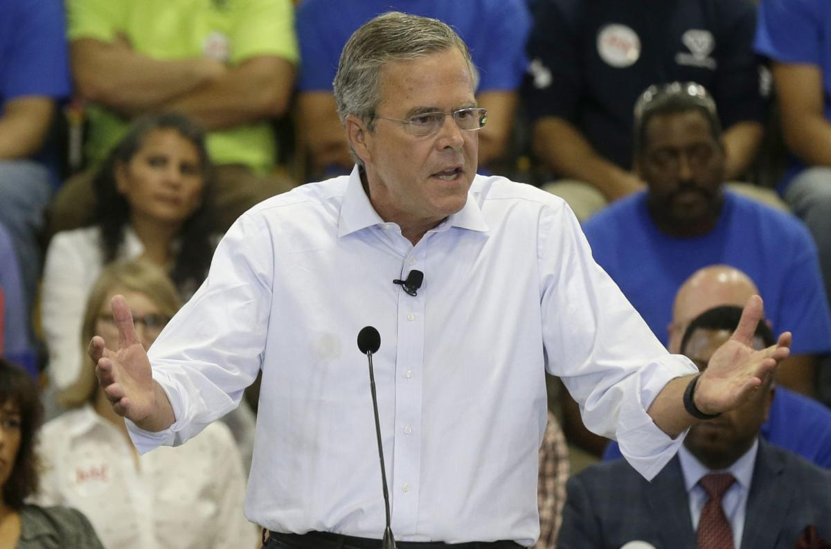 Pro-Bush PAC ads airing now in early-voting primary states