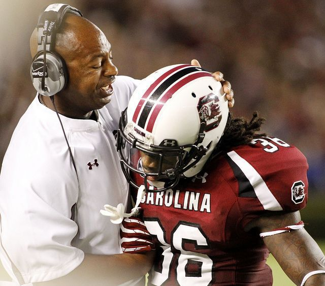 South Carolina free safety D.J. Swearinger suspended for Missouri game because of hit vs. UAB