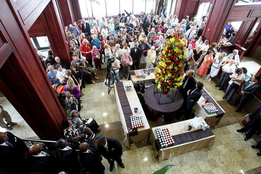 Grand opening ceremony of North Charleston City Hall
