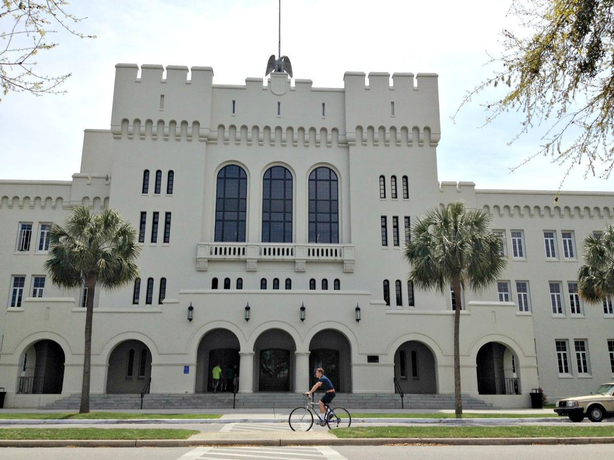 Citadel to let some cadets keep guns in cars