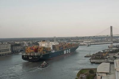 S.C.-Ga. moving on port Progress too slow for some
