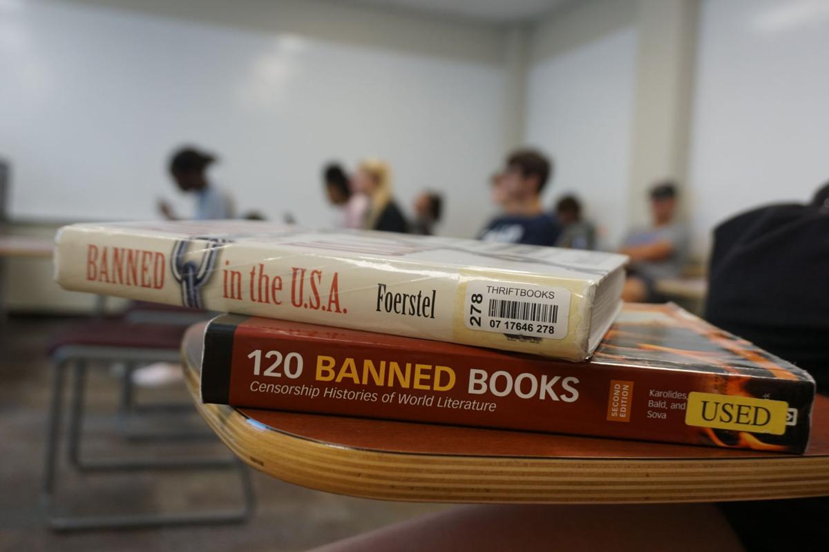 Banned Books textbooks