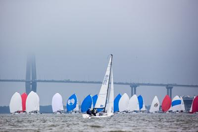 Friday's Charleston Race Week Results