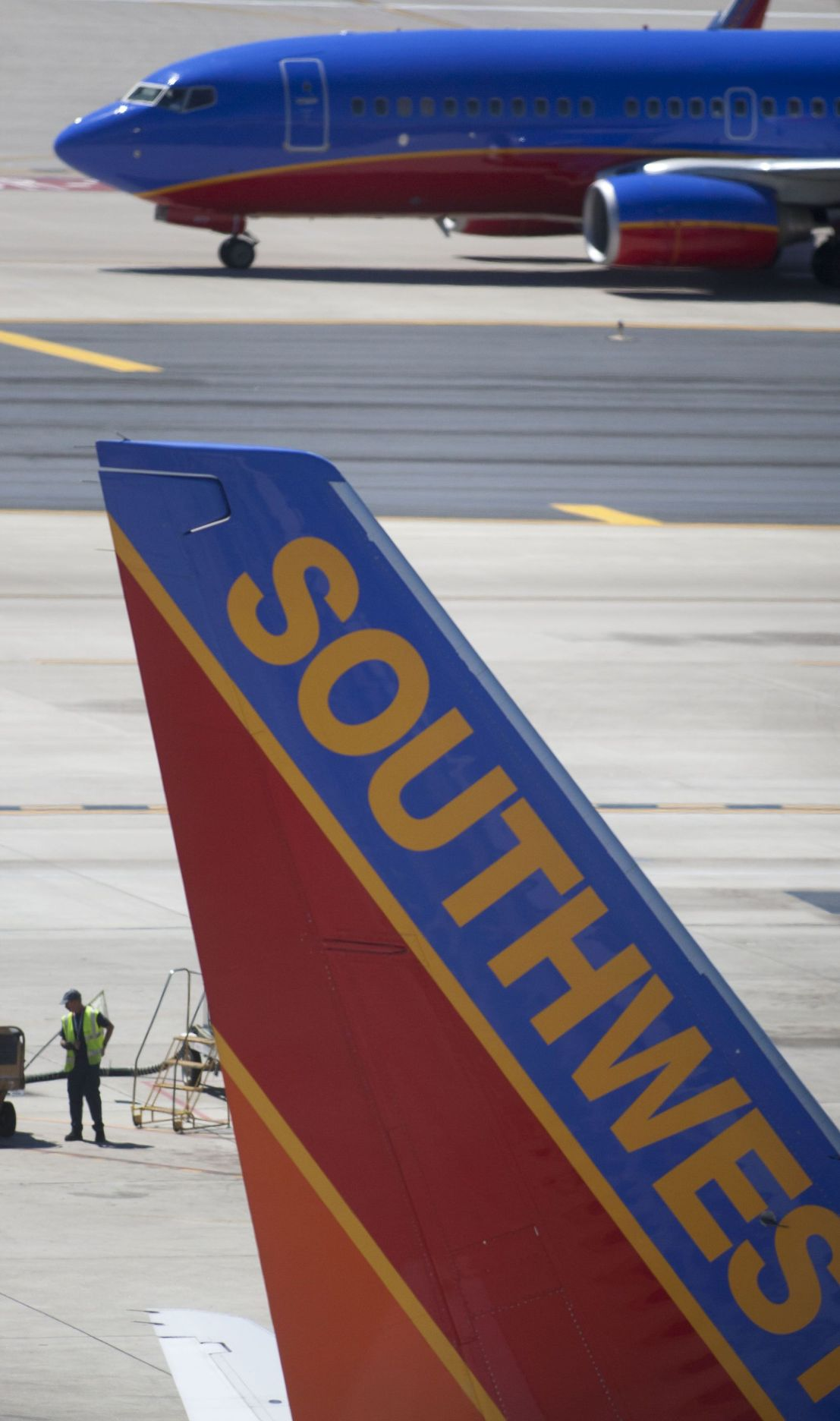 FAA: Southwest for now can use planes that missed inspection