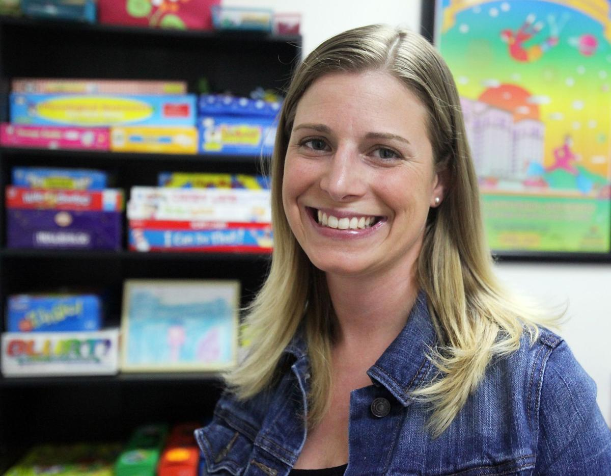 Speaking from experience Local speech pathologist uses own stuttering challenges to help others