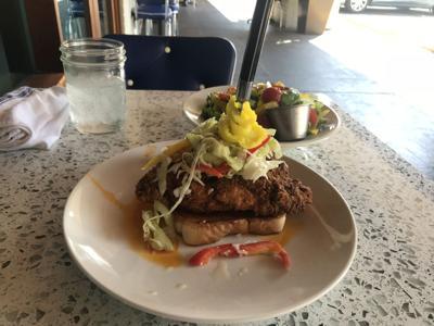 Hot Chicken BLD Diner