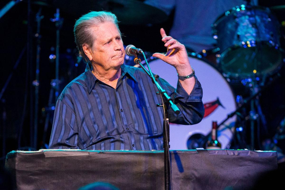 Brian Wilson happy to have an old friend on new record, tour