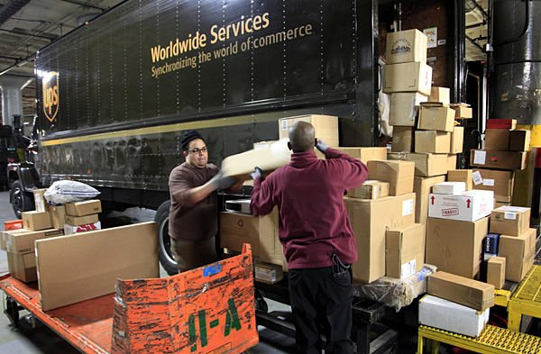 UPS expects to deliver 24M packages in 24 hours, just in time for Christmas