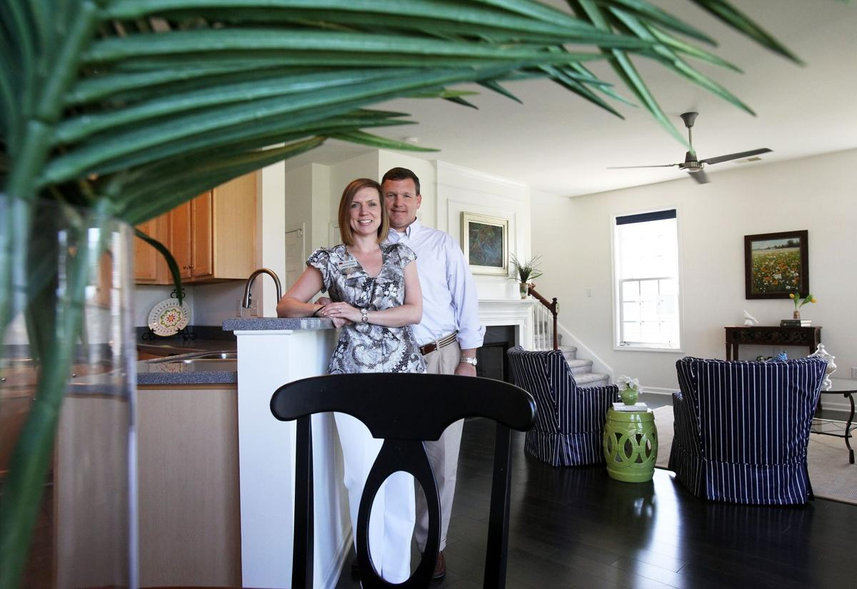 Charleston area home staging firm puts occupants in houses for sale