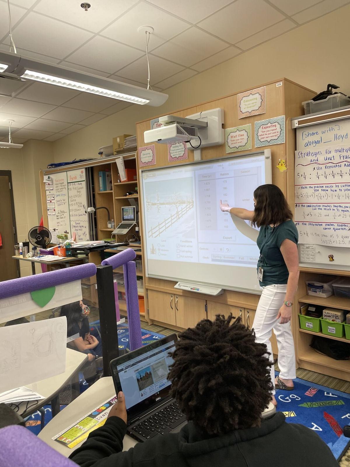 Gizmos in CCSD classrooms