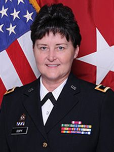 SC's 1st female general retiring from Army National Guard