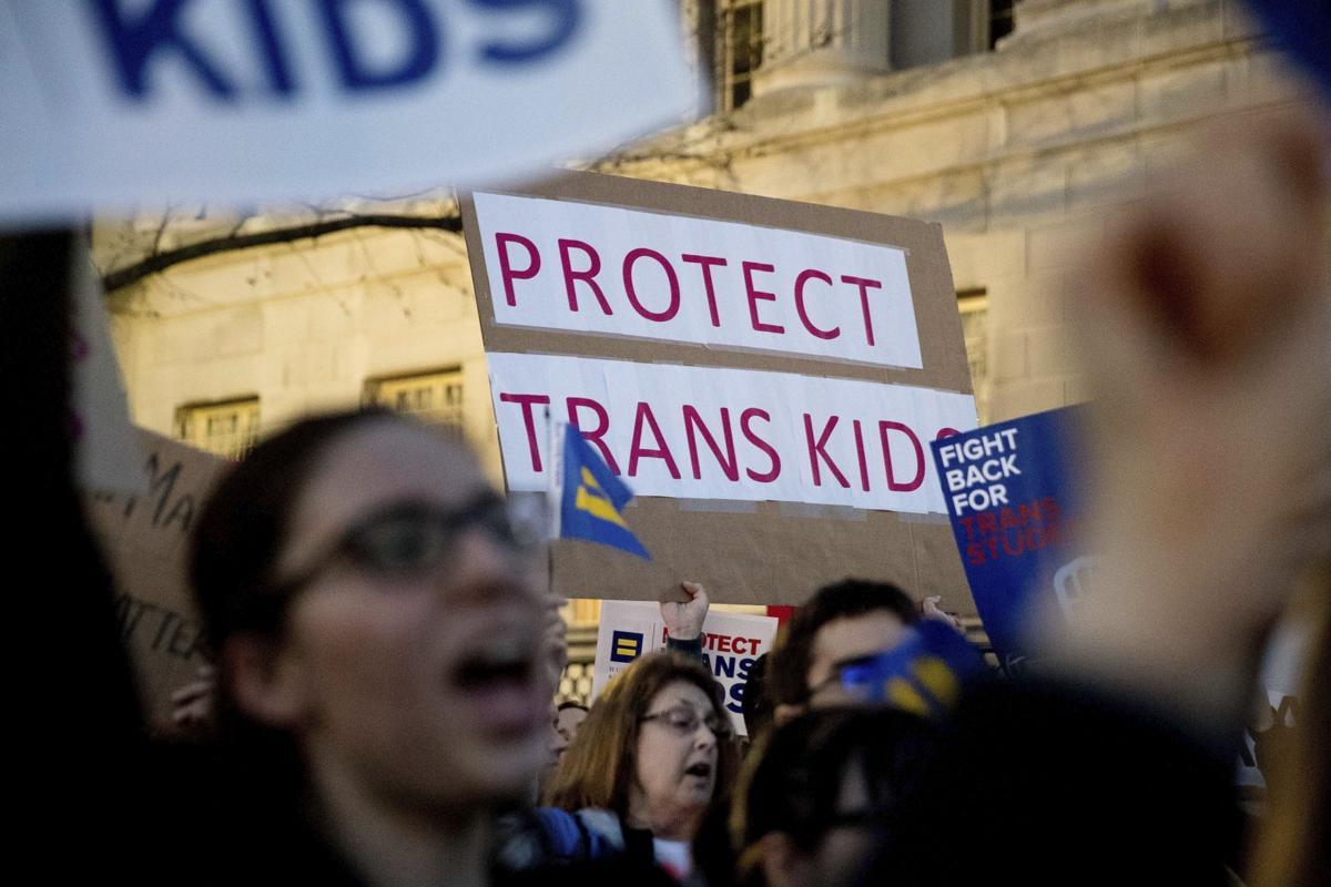 Trump Transgender