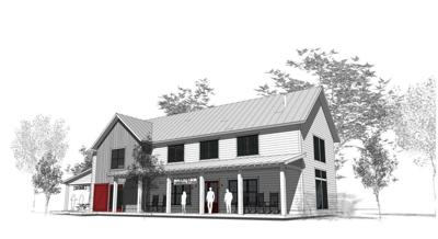 Hayes Park proposed general store