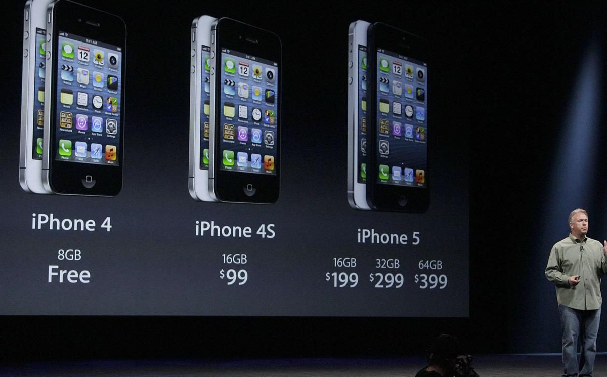 New iPhone bigger, thinner