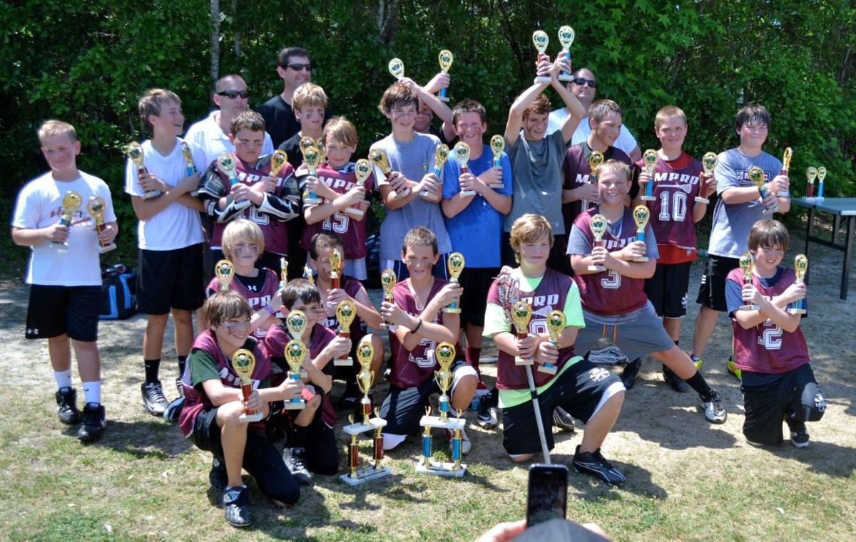 Warriors go undefeated in lacrosse