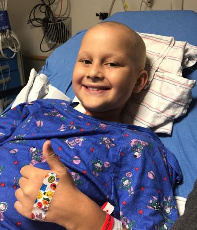 Local boy seeking donor match for bone marrow transplant