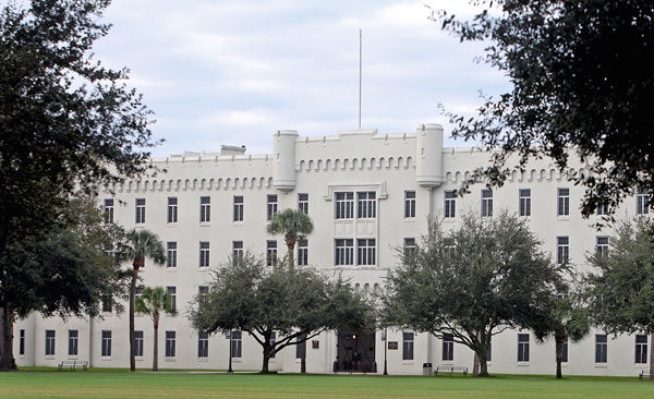 Another allegation of inappropriate conduct at Citadel summer camp