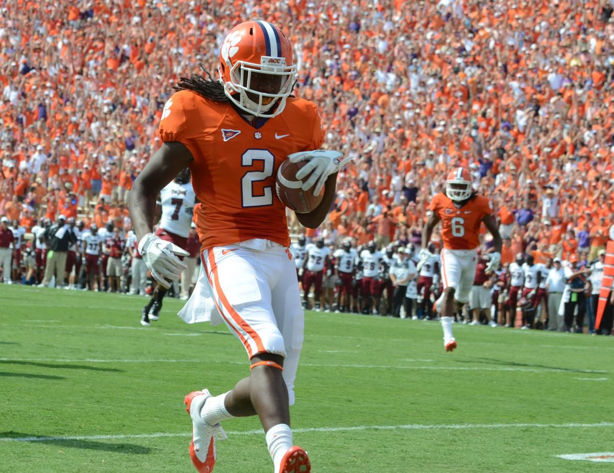 NFL Draft preview: Clemson wide receiver Sammy Watkins displays 'passion to be great'